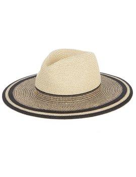 Porto Fedora Sun Hat by Betmar Hats