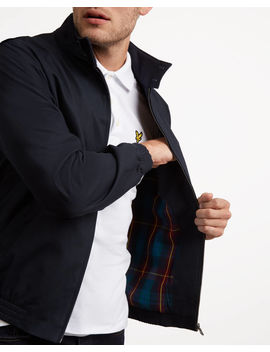 Harrington Jacket by Lyle & Scott