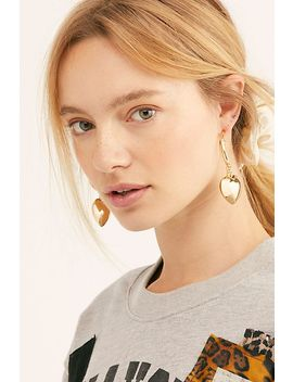 Back To You Hoop Earrings by Free People