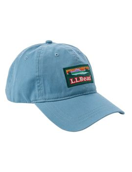 Cotton Baseball Hat by L.L.Bean