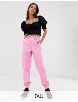 Collusion Tall Cuffed Cargo Trouser by Collusion