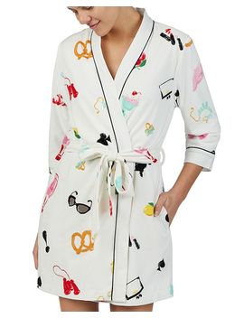 Printed Robe by Kate Spade New York