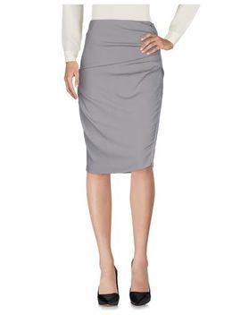 Elisabetta Franchi Midi Skirts   Skirts by Elisabetta Franchi