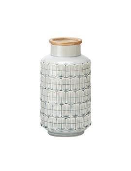 Ceramic Decorative Vase Medium   Gray by Gray