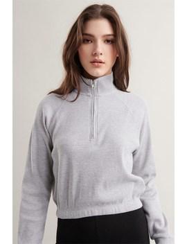 elastic-waist-sweatshirt by garage