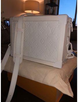 Louis Vuitton Virgil Soft White Trunk Monogram Men Crossbody Shoulder Bag by Ebay Seller