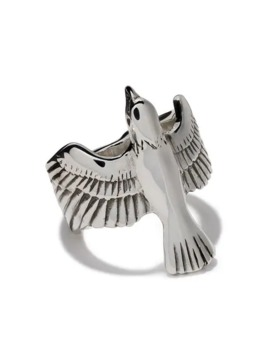 Soaring Eagle Ring by The Great Frog