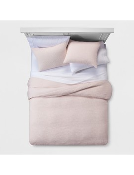 Micro Texture Duvet Cover Set   Project 62 + Nate Berkus™ by Project 62 + Nate Berkus™