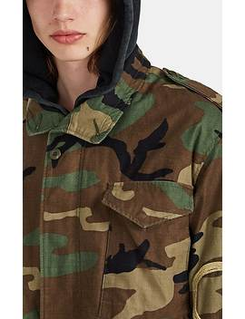 M65 Camouflage Field Jacket by R13