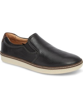 Mc Guffey Slip On Sneaker by Johnston & Murphy