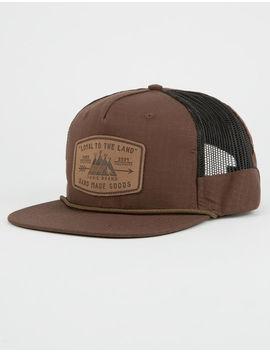 Hippytree Wichita Mens Snapback Hat by Tilly's