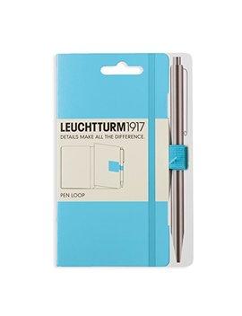 Leuchtturm1917 357520 Pen Loop (Pencil Holder), Self Adhesive, Ice Blue by Leuchtturm1917
