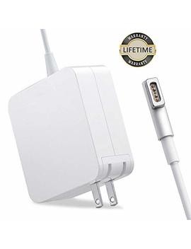 Mac Book Pro Charger, 60 W Magsafe Power Adapter Magnetic L Tip Connector Charger For Mac Book And 13 Inch Mac Book Pro(Before Mid 2012 Models) by Doris