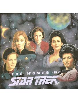 1994 Vintage Rare Women Of Star Trek Trekkie 90s T Shirt Tee Size L Large Champ by Ebay Seller