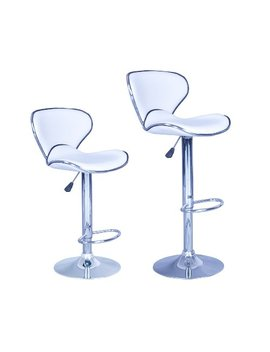 stool-swivel-bar-stools-counter-height-stools-pu-leather-kitchen-stools-dining-chairs-with-back by bestoffice
