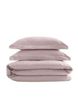 600 Silky Soft Cotton Stripe Duvets by Generic
