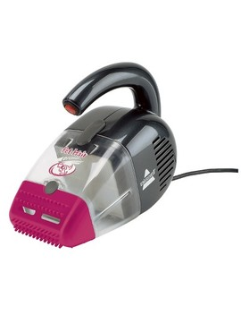 Bissell® Pet Hair Eraser® Corded Hand Vacuum   Magenta &Amp; Gray 33 A1 B by Magenta & Gray 33 A1 B