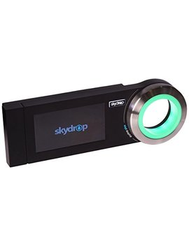 Skydrop Halo Smart Sprinkler System Controller | Alexa And Google Home Enabled | Wi Fi Connected | 8 Zone Irrigation System On Your Water Bill by Skydrop