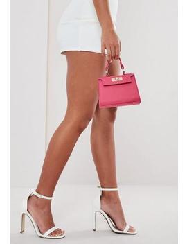Pink Mini Handbag by Missguided