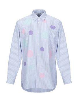 Comme Des GarÇons Shirt Striped Shirt   Shirts by Comme Des GarÇons Shirt