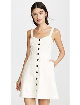 linen-front-dress by madewell