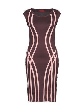 Wow Couture Knee Length Dress   Dresses by Wow Couture
