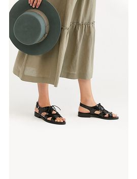 Riley Sling Back Sandal by Jeffrey Campbell