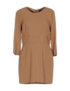 Elisabetta Franchi 24 Ore Short Dress   Dresses by Elisabetta Franchi 24 Ore