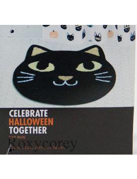 halloween-celebrate-together-black-cat-bathroom-bath-rug-225x26-nwt by halloween