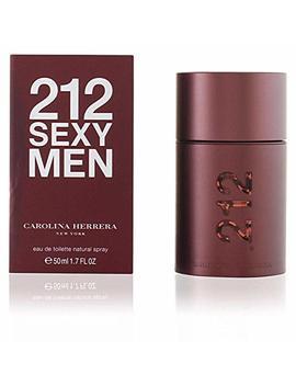 212 Sexy By Carolina Herrera For Men. Eau De Toilette Spray 3.4 Ounces by Carolina Herrera
