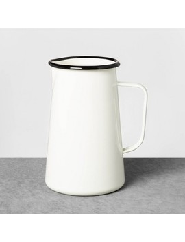 Enamelware Pitcher   Hearth &Amp; Hand With Magnolia by Hearth & Hand With Magnolia