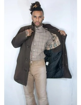 Burberry Thick Trench Coat by Burberry
