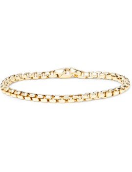 18 Karat Gold Bracelet by David Yurman