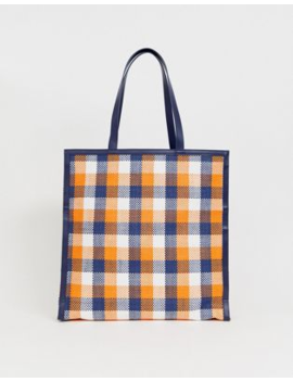 Whistles Clyde Paper Weave Tote Bag by Whistles