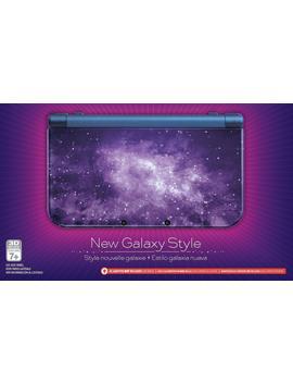 Nintendo New 3 Ds Xl   Galaxy Style by By\N    \N    Nintendo