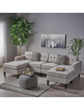 doolittle-modern-fabric-chaise-sectional-by-christopher-knight-home by christopher-knight-home