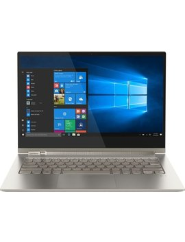 "Yoga C930 2 In 1 13.9"" 4 K Ultra Hd Touch Screen Laptop   Intel Core I7   16 Gb Memory   512 Gb Solid State Drive   Mica by Lenovo"