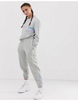 Fila Oversized Sweatshirt &Amp; Joggers Co Ord by Asos