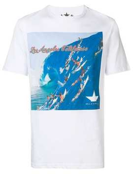 Beach T Shirt by Macchia J