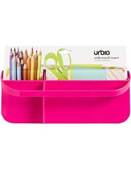 urbio-by-honey-can-do-u-13-wmin-13-wide-mouth-insert,-pink by urbio-by-honey-can-do