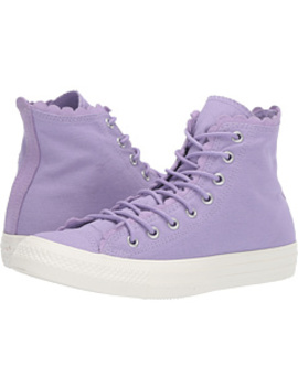 Chuck Taylor All Star Frilly Thrills Canvas   Hi by Converse
