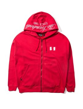 Dubs Zip Up Hoodie by The Hundreds