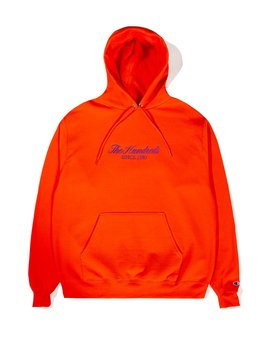 Rich Embroidery Champion Pullover Hoodie by The Hundreds