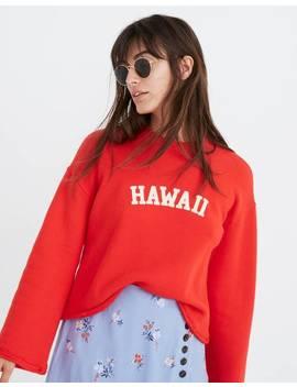 Hawaii Bell Sleeve Sweatshirt by Madewell