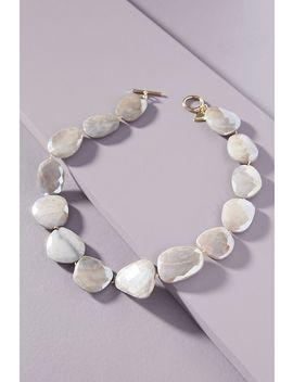 Mirah Bib Necklace by Serefina