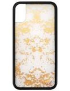 Gold Dust I Phone X/Xs Case by Wildflower Cases