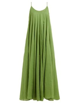 Mabelle Trapeze Maxi Dress by Three Graces London