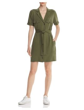 Jadallah Shirt Dress by Joie