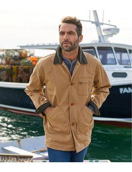 Men's Maine Guide Zip Front Jac Shirt by L.L.Bean