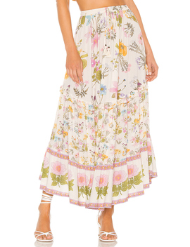 Wild Bloom Maxi Skirt by Spell & The Gypsy Collective
